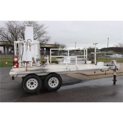 PAVEMENT MARKING APPLICATOR Specialty Trailer