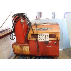 ALKOTA 5181B STEAM CLEANER Pressure Washer