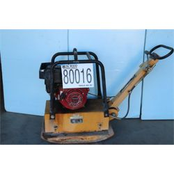 PLATE TAMP Compaction Equipment