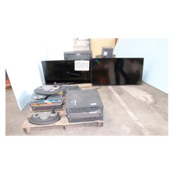 MONITORS, CONTROLLER, TV, VOICE SWITCH, NETWORK SWITCH, NETWORK SECURITY APPLIANCE Office Equipment