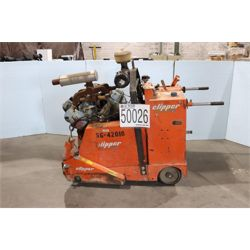 CLIPPER CONCRETE SAW Concrete Miscellaneous
