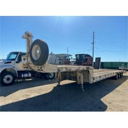 2011 PITTS HD52 Lowboy Trailer