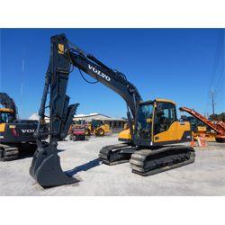 2013 VOLVO EC140DL Excavator