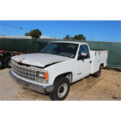 1990 CHEVROLET 2500 Service / Mechanic / Utility Truck