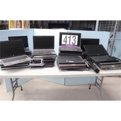 LAPTOPS, TABLETS, DOCKING STATIONS Office Equipment / Furniture