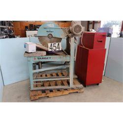 MASONRY SAW, TOOLBOX Shop Equipment