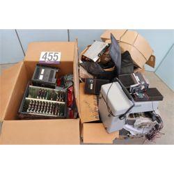 HAND HELD 2WAY RADIOS, 2WAY RADIO RECEIVERS, COMMUNICATION ANALYZER Office Equipment / Furniture