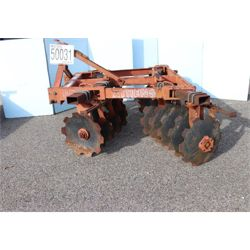 ATHENS 55 DISC HARROW Tillage Equipment