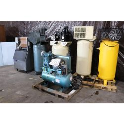 AIR COMPRESSORS, ICE MACHINE Miscellaneous