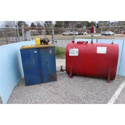 FUEL TANK Tank - Asphalt / Storage / Fuel