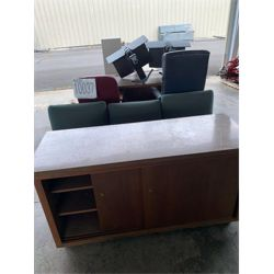 FILE CABINETS, CHAIRS, SOFA, DESKS  Office Equipment / Furniture