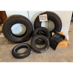 AUTOMOTIVE TIRES  Tire