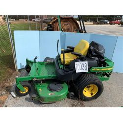 JOHN DEERE 797 Landscape Equipment