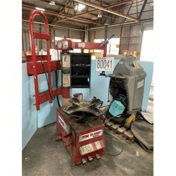 TIRE CHANGING MACHINE, REFRIGERATION RECOVERY SYSTEM  Miscellaneous