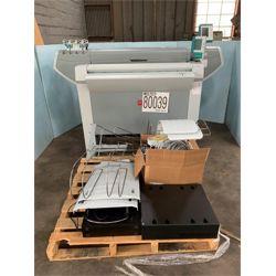 PLOTTER, BLUEPRINT SCANNER Office Equipment / Furniture