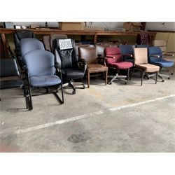 CHAIRS, DESK Office Equipment / Furniture