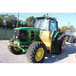 2013 JOHN DEERE 7230 Boom Mower Tractor