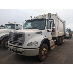 2010 FREIGHTLINER M2-112 Garbage / Sanitation Truck