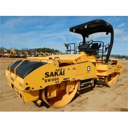 2014 SAKAI SW990 Compaction Equipment