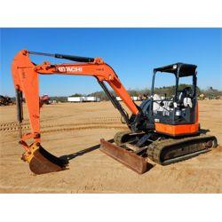 2014 HITACHI ZX50U-5N Excavator - Mini