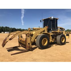 2005 CATERPILLAR 938G Series II Wheel Loader