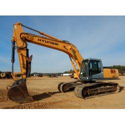 2007 HYUNDAI 290LC-7A Excavator
