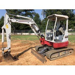 2013 TAKEUCHI TB138FR Excavator - Mini