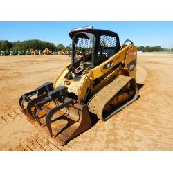 2014 CATERPILLAR 279C2 Skid Steer Loader - Crawler