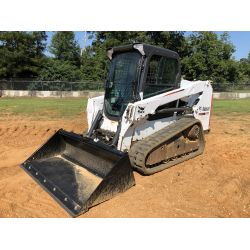 2014 BOBCAT T550 Skid Steer Loader - Crawler