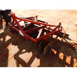 DISC HARROW Agriculture Component