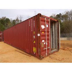 40' SHIPPING CONTAINER Container - Shipping / Storage