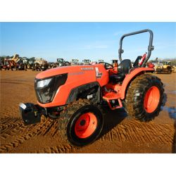 2019 KUBOTA MX5200D Tractor