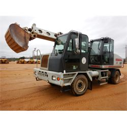 2005 GRADALL XL4100 Excavator - Wheel