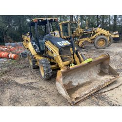 2011 CATERPILLAR 416E Backhoe