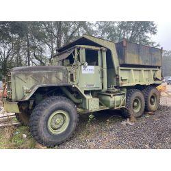 1988 ARMY 6x6 Dump Truck