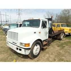 1998 INTERNATIONAL 4700 Flatbed Truck