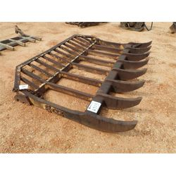 STACKING RAKE Rake Attachment