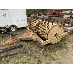 TAMPCO SHEEPFOOT Compaction Equipment