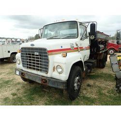1983 FORD 7000 Sprayer Truck