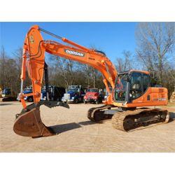 2015 DOOSAN DX180LC-3 Excavator