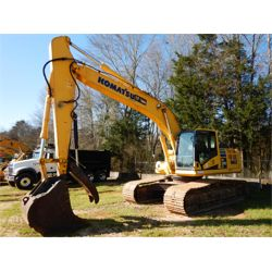 2014 KOMATSU PC290LC-10 Excavator