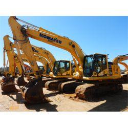 2015 KOMATSU PC210LC-10 Excavator