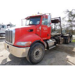 2007 PETERBILT 335 Roll Off Truck