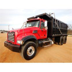 2013 MACK GU713 Dump Truck