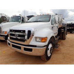 2012 FORD F750 Asphalt / Hot Oil Truck