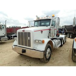 2010 PETERBILT 367 Day Cab Truck