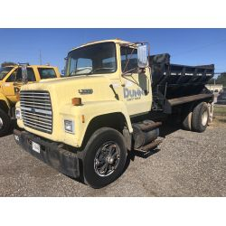 1995 FORD 7000 Plow / Spreader Truck