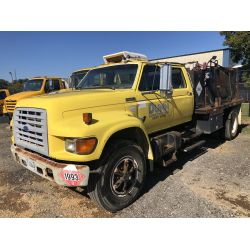 1997 FORD F800 Water Truck