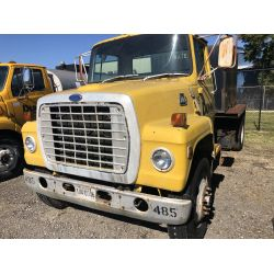 1981 FORD 8000 Water Truck