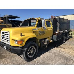 1995 FORD F SERIES Water Truck